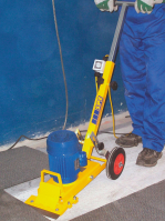 TILE LIFTER HIRE