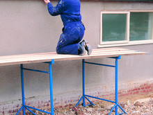 TERSTLES AND SCAFFOLD BOARDS HIRE