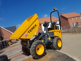 SKIP LOADER DUMPER HIRE