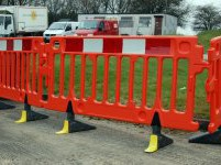 ROAD BARRIER HIRE