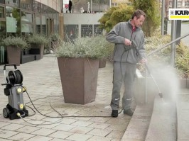 PRESSURE WASHER HIRE