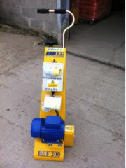 FLOOR SCABLER AND PLANER HIRE