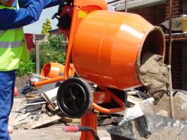 CONCTRETE AND CEMENT MIXER HIRE