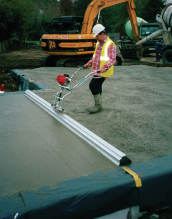 CONCRETE SCREED HIRE
