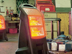 INFA RED HEATER HIRE