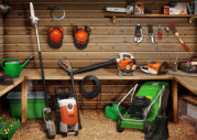 gardening and landscaping equipment hire