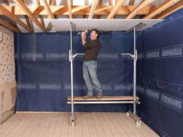 PLASTERBOARD LIFT HIRE