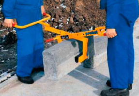 CURB AND SLAB LIFTER HIRE