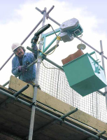 SCAFFOLD LIFT HOIST HIRE