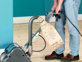 FLOOR AND FLOORBOARD SANDER HIRE