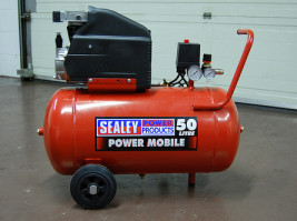 ELECTRIC PORTABLE COMPRESSOR HIRE