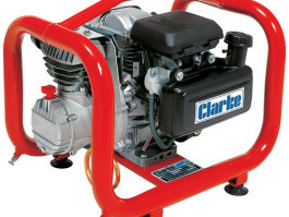PETROL PORTABLE COMPRESSOR HIRE