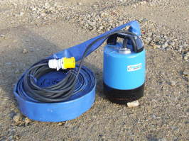 ELECTRIC SUB SUBMERSIBLE PUMP HIRE