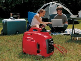 LEISURE SILENT GENERATOR HIRE