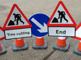 ROAD CONE AND ROAD SIGN HIRE