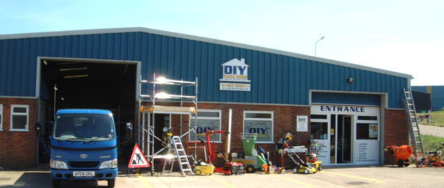 diy tool hire based in great yarmouth